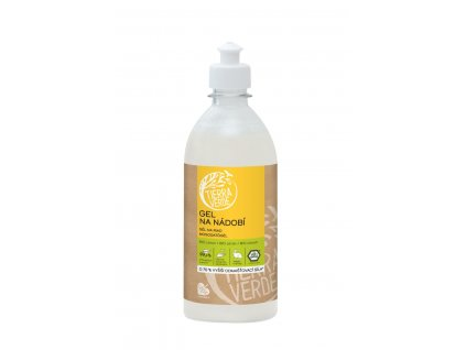 gel na nadobi lahev 750 ml