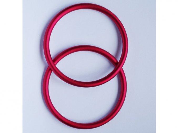 Ring sling kroužky, Červené