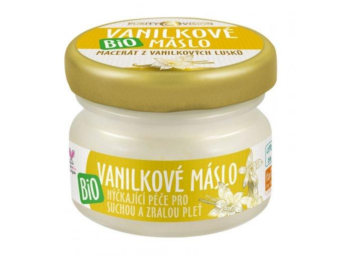 purity vision bio vanilkove maslo 20 ml