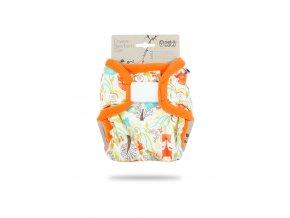 Lisky novorozenecke svrchni kalhotky