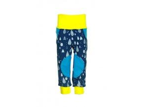 Cronies softshellové kalhoty, Kapky